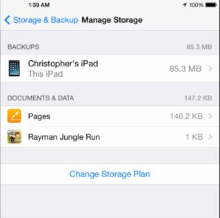 Cara Menghapus File Backup di iCloud 2