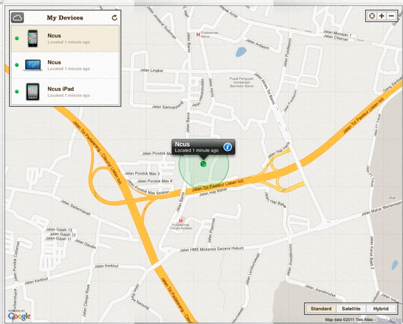 Cara Paling Simpel Aktifkan Find My iPhone 3