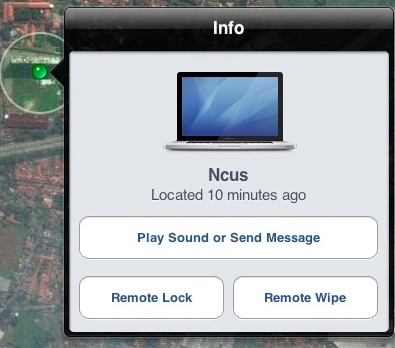 Cara Paling Simpel Aktifkan Find My iPhone 4