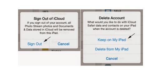 Cara Sign Out Akun iCloud di iPhone 2