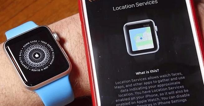 Setingan Pertama Pada Apple Watch