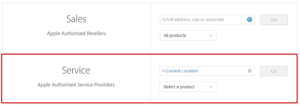 Trik Cara Mencari Lokasi Penjualan dan Service Center Apple di Kotamu dengan Mudah 2