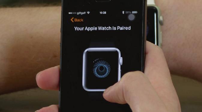iPhone Akan Masuk Ke Mode Kamera Dengan Bidikan Viewfinder