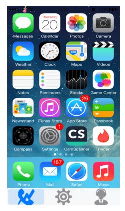 Cara Membuat Panggilan Palsu di iPhone Menggunakan Smart Fake Call 5