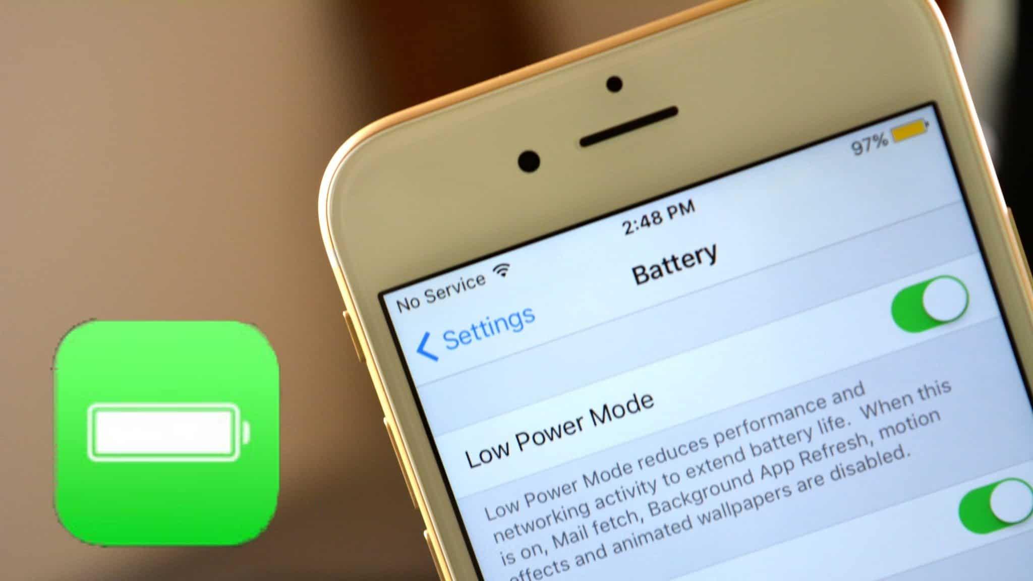 Cara Mengatasi Presentase Baterai yang Stuck di iPhone 6S dan 6S Plus Paling Simpel