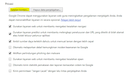Cara Menonaktifkan Plugin Flash di Google Chrome 4
