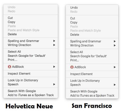 Cara Paling Gampang Mengganti Font San Francisco di OS X ok