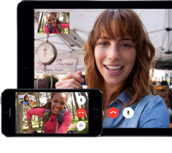 Cara Paling Mudah Menggunakan FaceTime di iOS