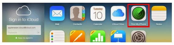 Cara Simpel Menggunakan Fitur Play Sound Pada Find My iPhone 1