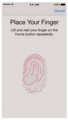 Cara Simpel Seting dan Menggunakan Touch ID Pada iPhone