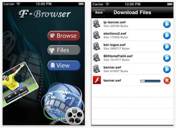 F-Browser