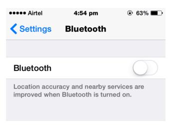 Mengatasi Masalah Konektifitas Bluetooth di iPhone