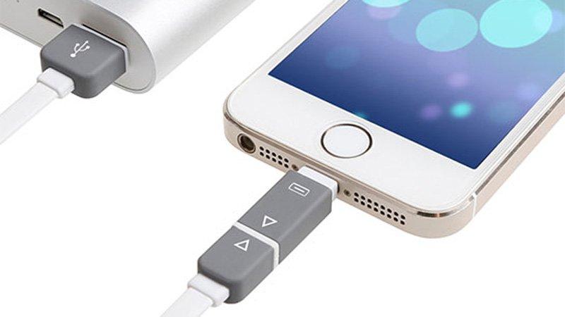 Pengisian Ulang Langsung dari Chargernya bukan dari USB Port