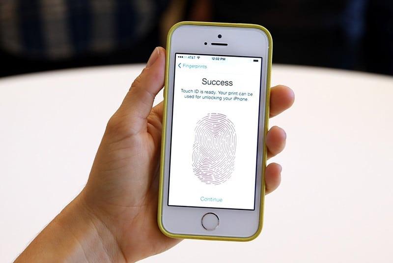 Seting dan Menggunakan Touch ID