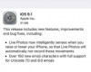 Update iOS 9.1