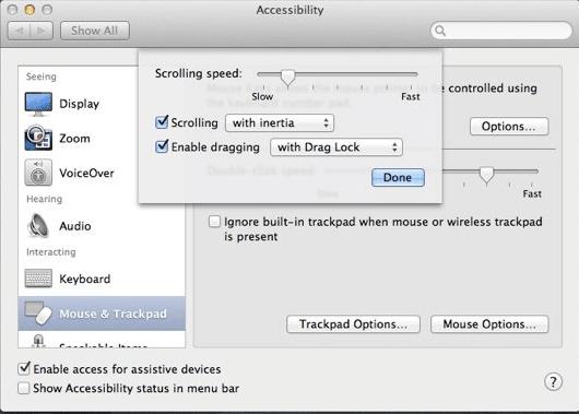 Cara Aktifkan Gesture Trackpad Drag-Lock Untuk Menggeser Window di MacBook 2