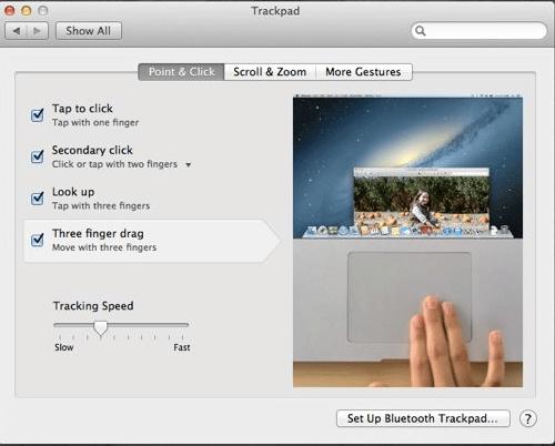 Cara Aktifkan Gesture Trackpad Drag-Lock Untuk Menggeser Window di MacBook