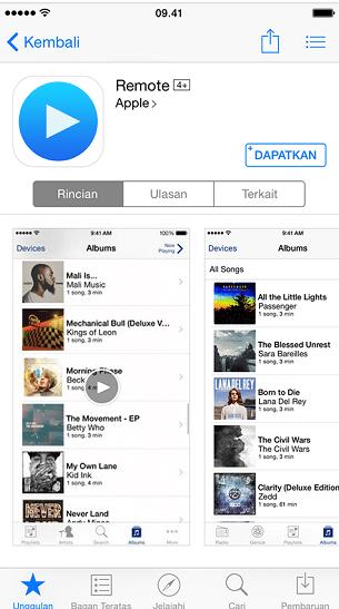 Cara Membuat Apple ID Tanpa Kartu Kredit Lewat iPhone 4