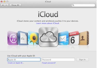 Cara Membuat Email @iCloud 2