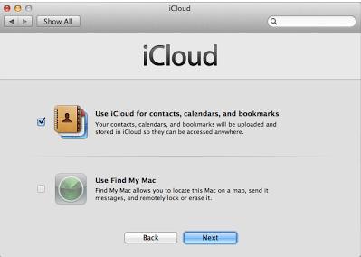 Cara Membuat Email @iCloud 6