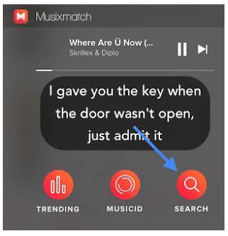 Cara Menampilkan Lirik Lagu di iPhone atau iPad Lewat Musixmatch 4