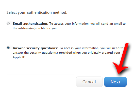 Cara Mengatasi Lupa Password iCloud iPhone, iPad dan iPod Touch 2