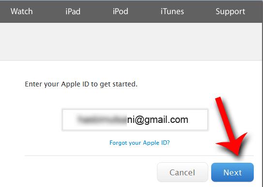 Cara Mengatasi Lupa Password iCloud iPhone, iPad dan iPod Touch