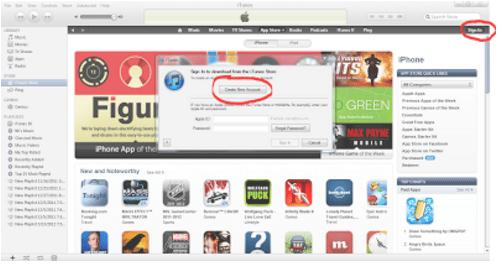Cara Mengatasi Tidak Ada Pilihan NONE Pada Saat Membuat Apple ID di iTunes 2