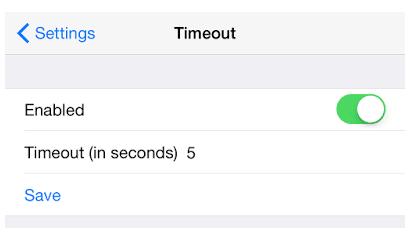 Cara Mengatur Waktu Timeout di Cydia Dengan Simpel