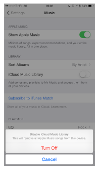 Cara Menyembunyikan Apple Music di iPhone, iPad, iPod Touch atau Desktop 6