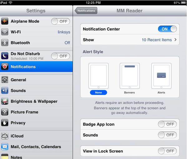 Cara Silent Notifikasi iPhone dan iPad Dengan Mudah 2