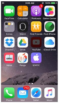Cara jailbreak iOS 9.1 Menggunakan Pangu 4