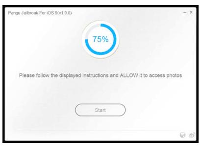Cara jailbreak iOS 9.1 Menggunakan Pangu 5
