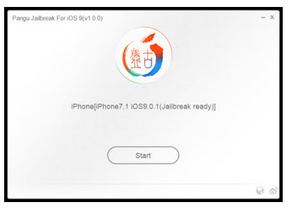 Cara jailbreak iOS 9.1 Menggunakan Pangu