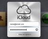 Password iCloud iPhone