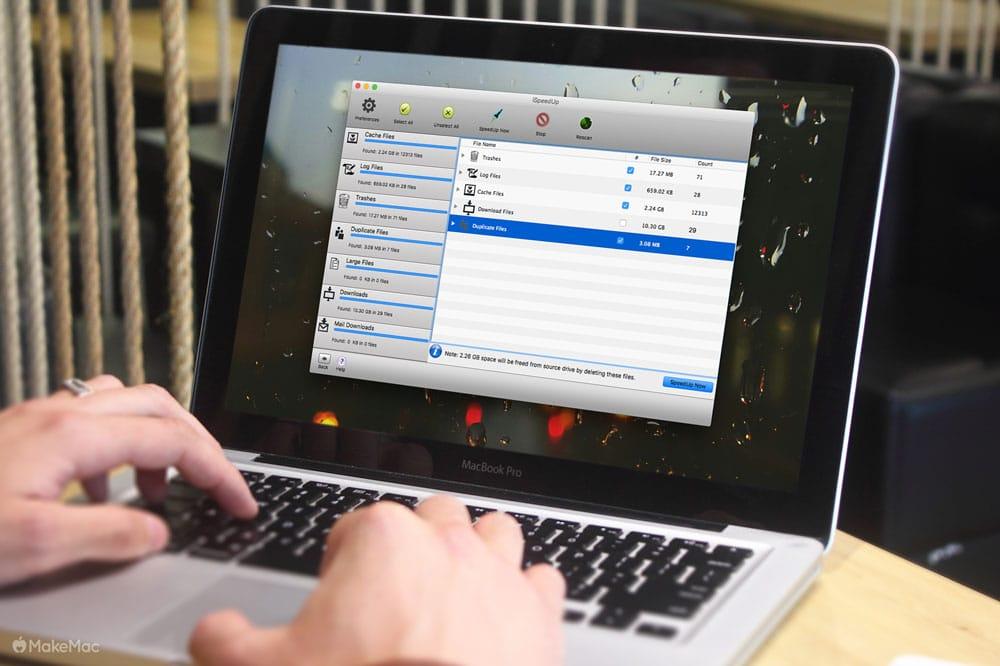 hapus file di mac