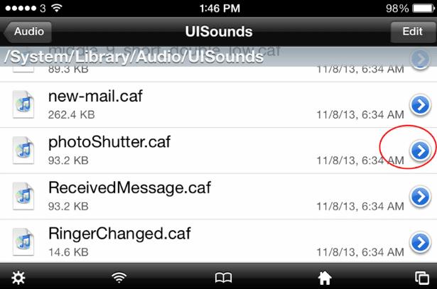 Cara Hapus Suara Shutter Kamera di iOS 2
