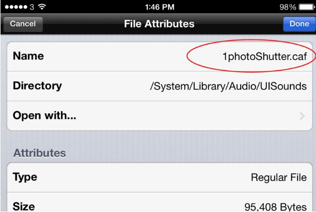 Cara Hapus Suara Shutter Kamera di iOS 3