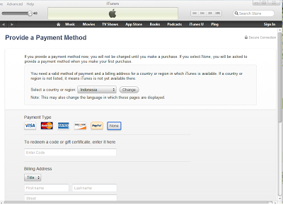 Cara Mengatasi To Redeem a Code or Gift Certificate Apple id 8