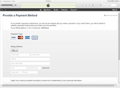 Cara Mengatasi To Redeem a Code or Gift Certificate Apple id 9