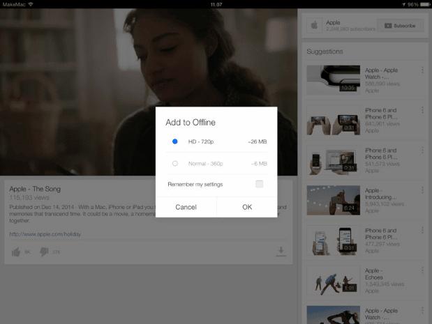 Cara Menggunakan YouTube Offline 4