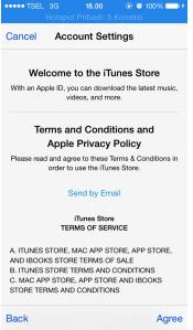 Cara Merubah Apple ID Indonesia Menjadi Apple ID US 4