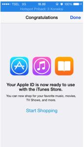 Cara Merubah Apple ID Indonesia Menjadi Apple ID US 6