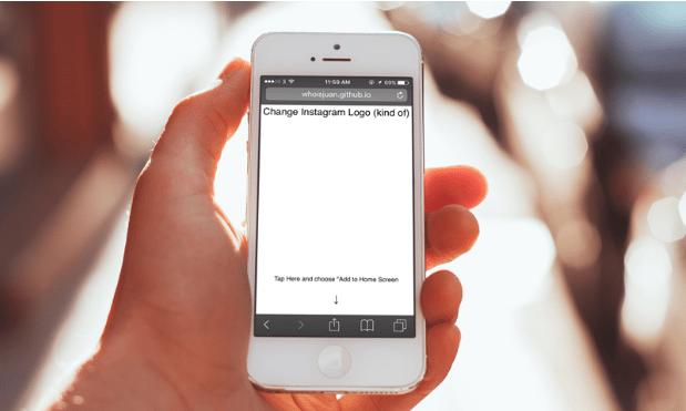 Cara Paling Jitu Mengembalikan Logo Lama Instagram di iPhone