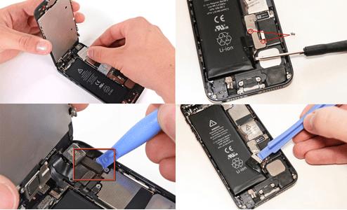 Cara Paling Simpel Mengganti Baterai iPhone 5S Sendiri Hanya 5 Menit 2
