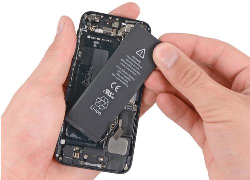 Cara Paling Simpel Mengganti Baterai iPhone 5S Sendiri Hanya 5 Menit 3