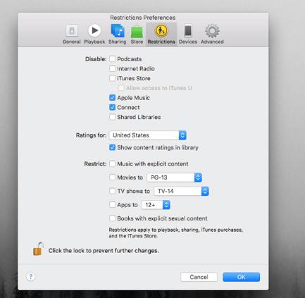 Cara Paling Simpel Menyembunyikan Apple Music di iTunes for Mac 2
