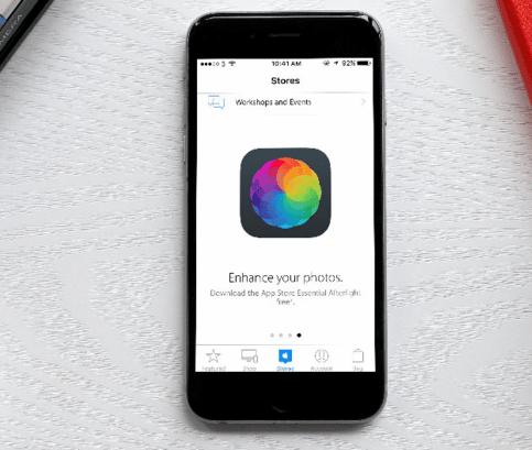 Cara Rahasia Mendapatkan Afterlight di App Apple Store 2