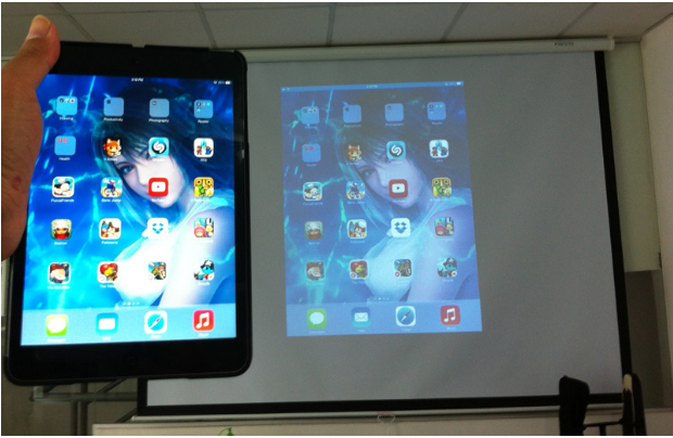Cara Simpel Menggunakan AirPlay Mirroring di iPhone, iPad dan iPod Touch 5