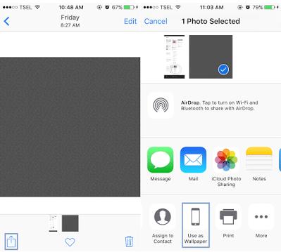 Cara Tanpa Jailbreak Menyembunyikan Dock Icon di Homescreen Pada iPhone